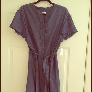 Old Navy Dresses & Skirts - Jean dress ! NWT never been worn!
