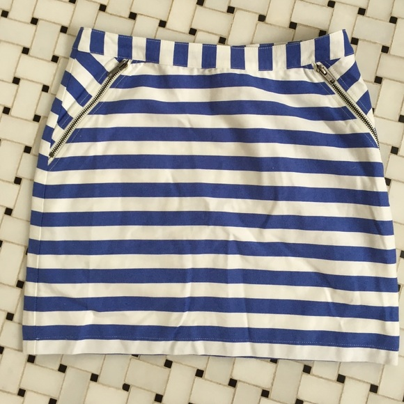Tinley Road Dresses & Skirts - Striped mini skirt from Tinley Road NWT