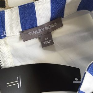 Tinley Road Skirts - Striped mini skirt from Tinley Road NWT