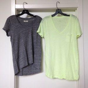 Linen shirt bundle