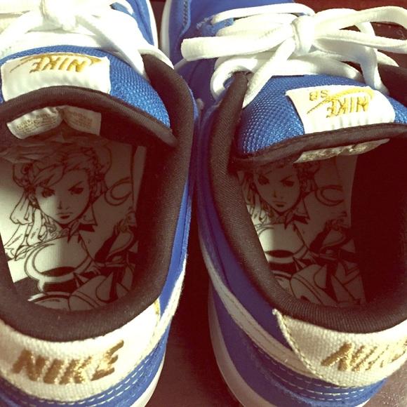 sale retailer 5aad5 28bde Capcom x Nike SB