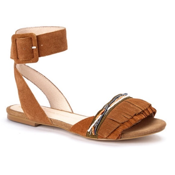 House of Harlow 1960 Embellished Ankle Strap Sandals outlet collections mYBzu9zI