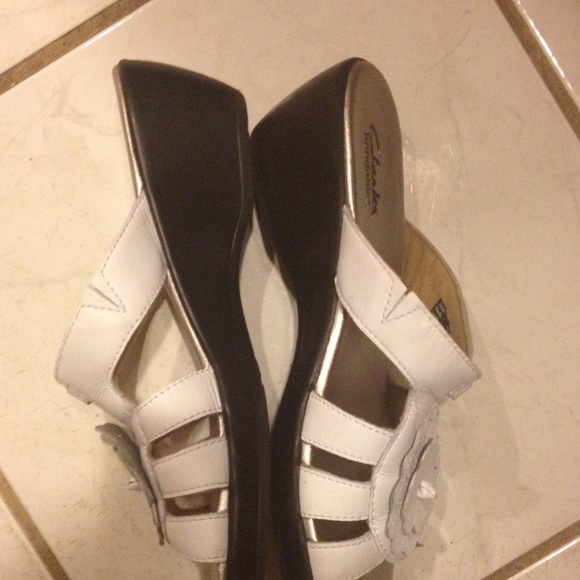 clarks leather white clarks quot bendables quot firm same
