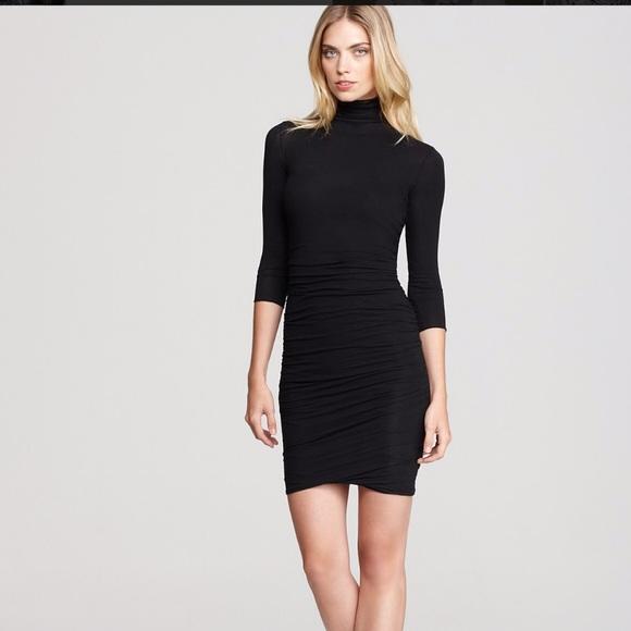334e2ce02ceb James Perse Dresses   Skirts - New James Perse Black Turtleneck Dress ...