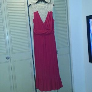 a.n.a. xl summer dress