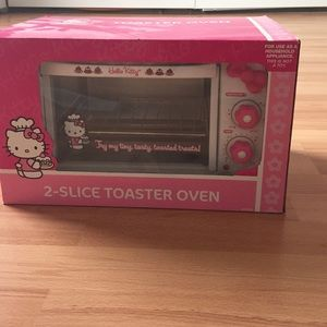 Sanrio Other Hello Kitty Toaster Oven Poshmark