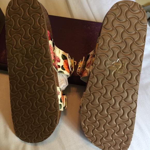 40 Off Birkenstock Shoes Madden Girl Footbed Sandals