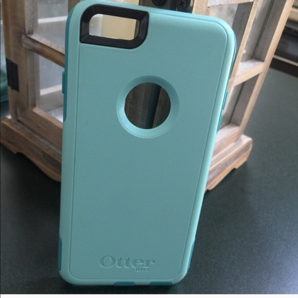 san francisco 0be84 bb8c0 iPhone 6 plus otterbox commuter Tiffany Blue