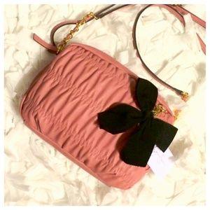 Jessica Simpson Pink Crossbody Bag