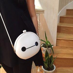 100% new Big hero purse!