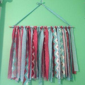 Custom Order Fabric Hanger