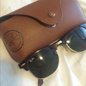 Authentic Ray-Ban vintage sunglasses