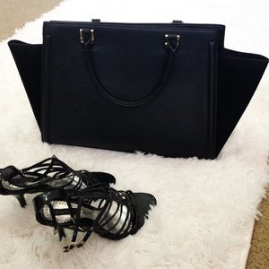 28cafd443 Michael Kors Bags | Structured Bag | Poshmark