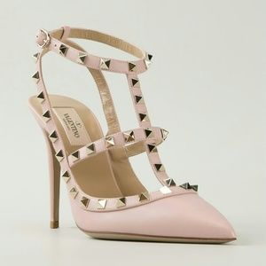 Authentic Brand New Pink Valentino Pumps
