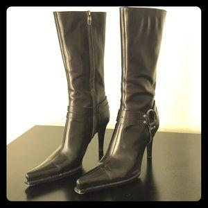 Sergio Rossi Shoes - Sergio Rossi black boot
