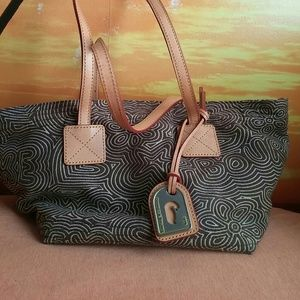 Dooney and Bourke limited edition tote bag