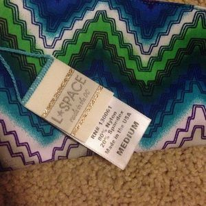 l*space Intimates & Sleepwear - L*Space Lola bandeau- never worn!