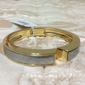 J.Crew Inlay Hinged Cuff