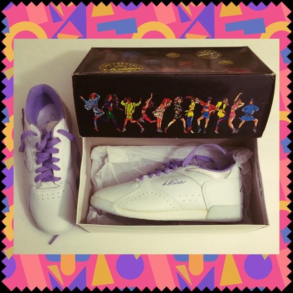 8s Flashback La Gear Sneakers