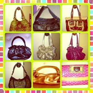 All purses in my closet
