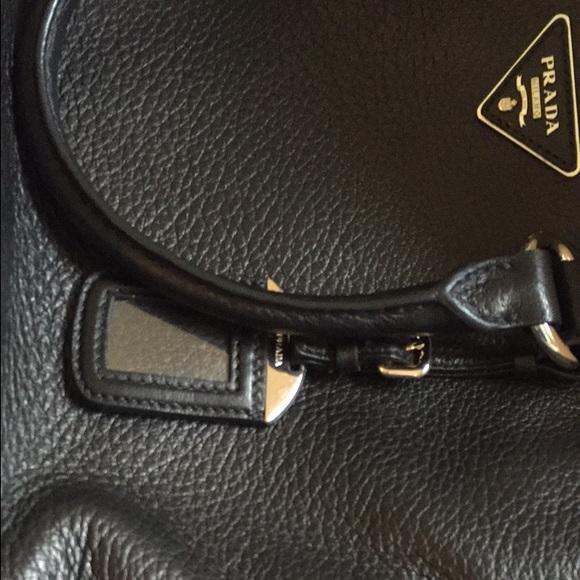 3% off Prada Handbags - Authentic NEW Prada deer skin tote bag ...
