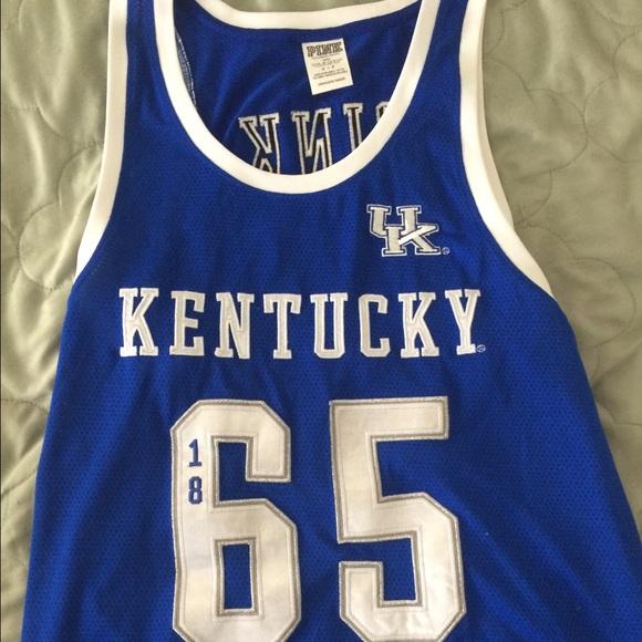 d3767ce1d0ea6 PINK University of Kentucky Jersey