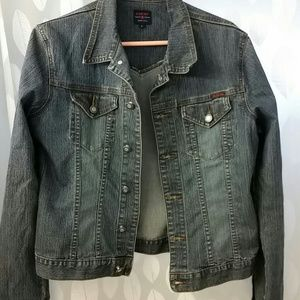 C'ESTTOI Denim - Denim Jacket