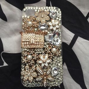 iPhone 4 bedazzle case