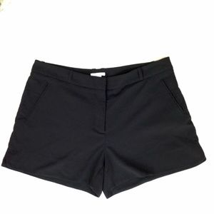 H&M Pants - H&M Black Dressy Shorts Size 14