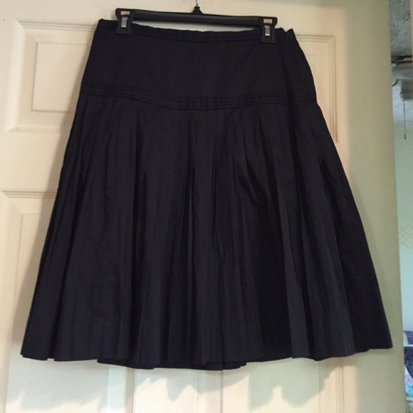 j crew vintage j crew pleated skirt from s