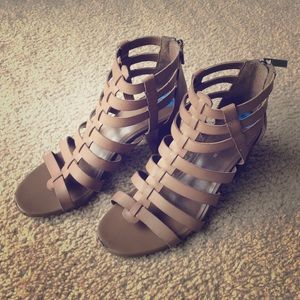 BCBGeneration strappy sandals