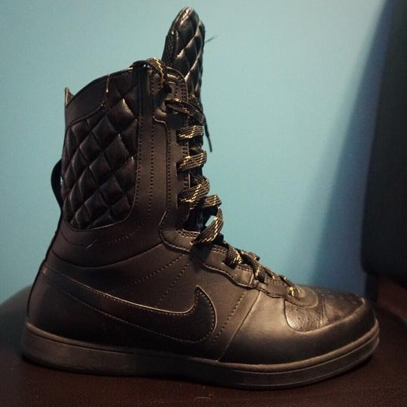 nike legend high women's boots