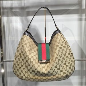 AUTHENTIC GUCCI Lady Web HoBo