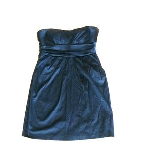 Dresses & Skirts - Navy blue party dress