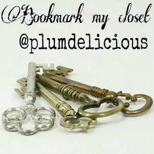 Bookmark @plumdelicious