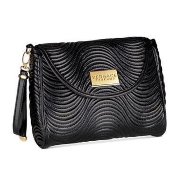ec69dc85c75e Versace Women Parfums Tote Bag Evening clutch