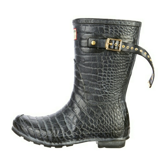 29d00707229 Hunter Boots - Reserved! Hunter Jimmy Choo collaboration