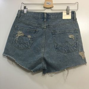 Rexgirl Shorts - Vintage denim high waisted shorts NWT