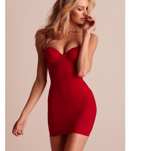 1e741257c8 Victoria s secret body shaper dress. M 558b9ee54c5310488d003d94