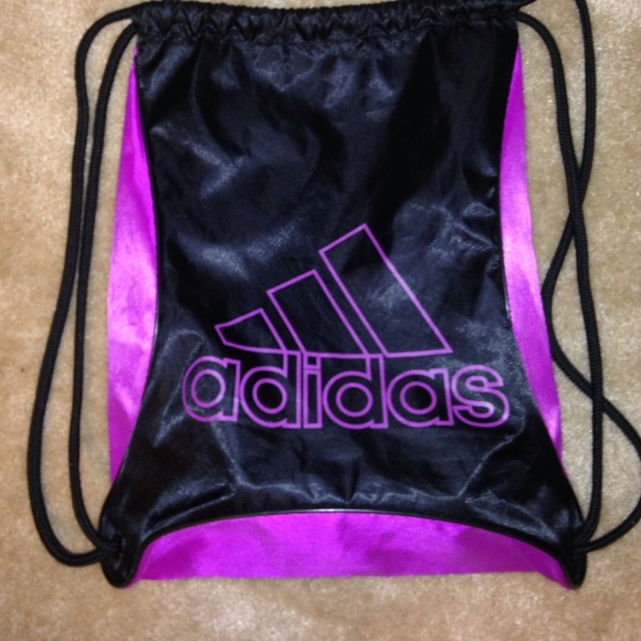 25% off Adidas Handbags - Adidas drawstring bag from Trinity's ...