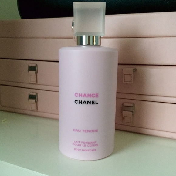 CHANEL Other - Chance eau tendre body moisture db06009a5