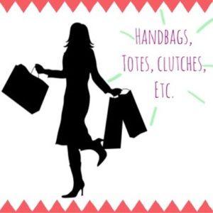 Handbags - 👜 Handbags, Totes, Clutches, Wallets, etc. 👛