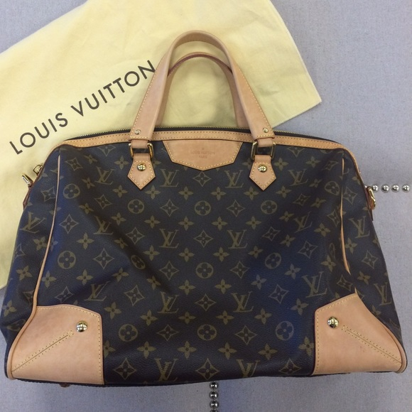 a6a292043f1a Louis Vuitton Handbags - Louis Vuitton Monogram Retiro GM