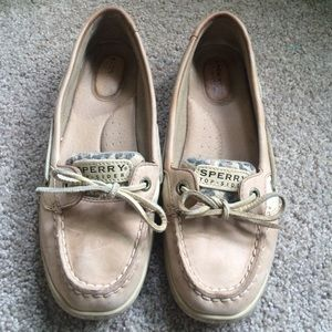 Real Sperry Top-Sider Cheetah Boat Shoes
