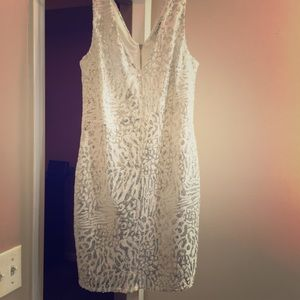 Dresses & Skirts - White sparkly dress for sale