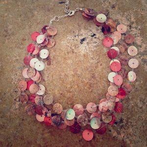 Multicolored necklace!