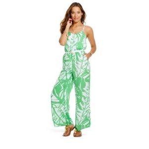 LP for Target Jumpsuit in Green Palm