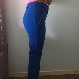 ASOS Pants - Blue Trousers
