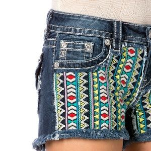 Island Perfection Miss Me Shorts