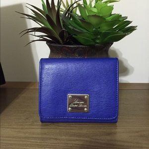 Ralph Lauen compact wallet